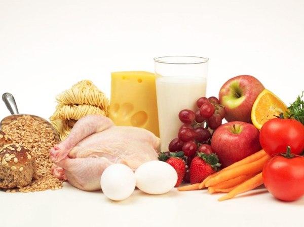 правильное пятиразовое питание меню