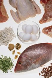 продукты содержащие белок для похудения рецепты блюд